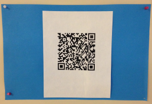 QR code useable