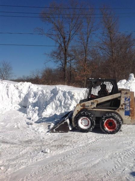 Rusty Plowing